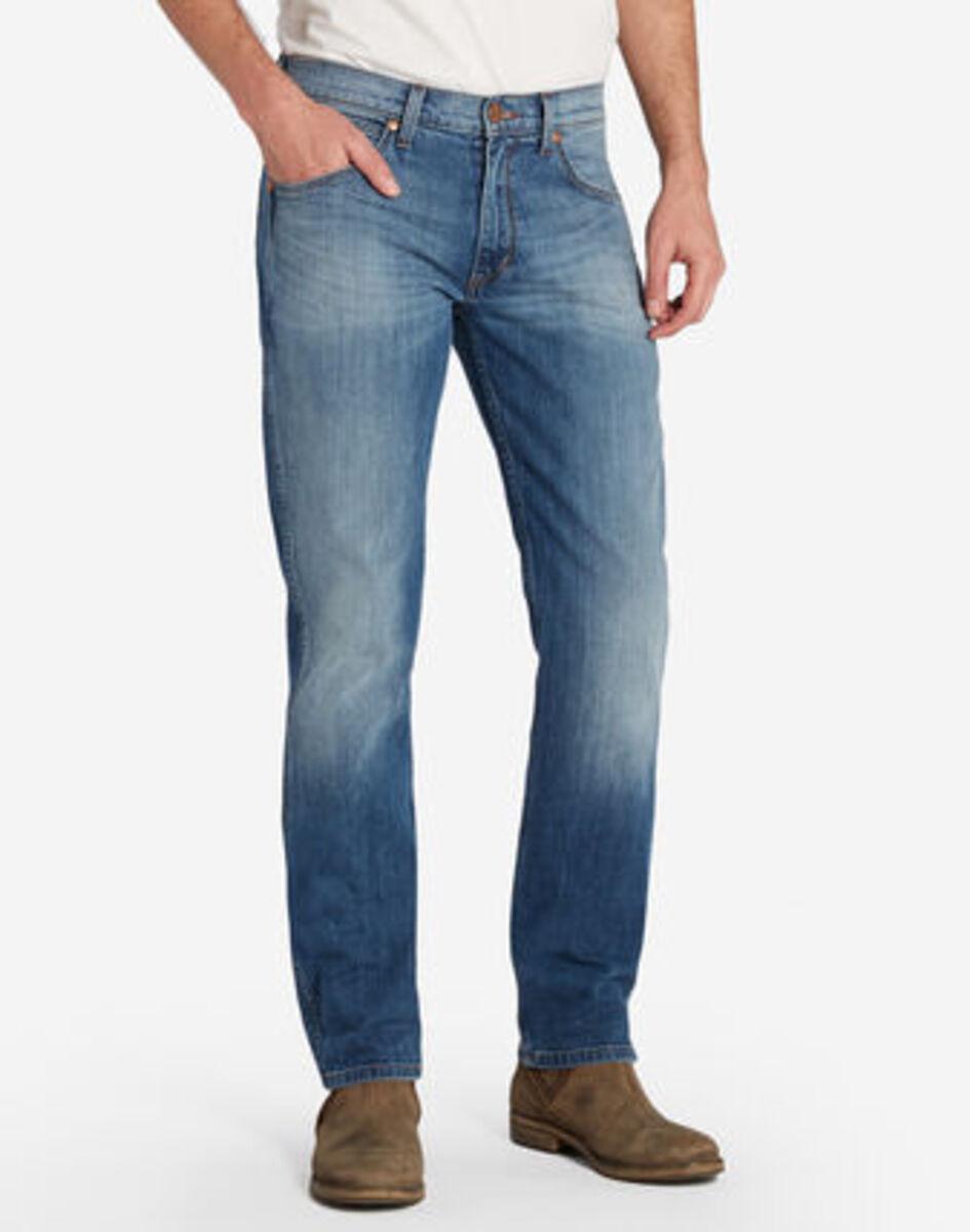 """Bild 1 von Wrangler Jeans """"Greensboro"""", straight fit, 5-Pocket, für Herren"""