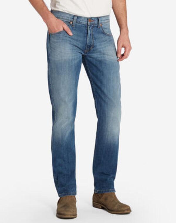 "Wrangler Jeans ""Greensboro"", straight fit, 5-Pocket, für Herren"