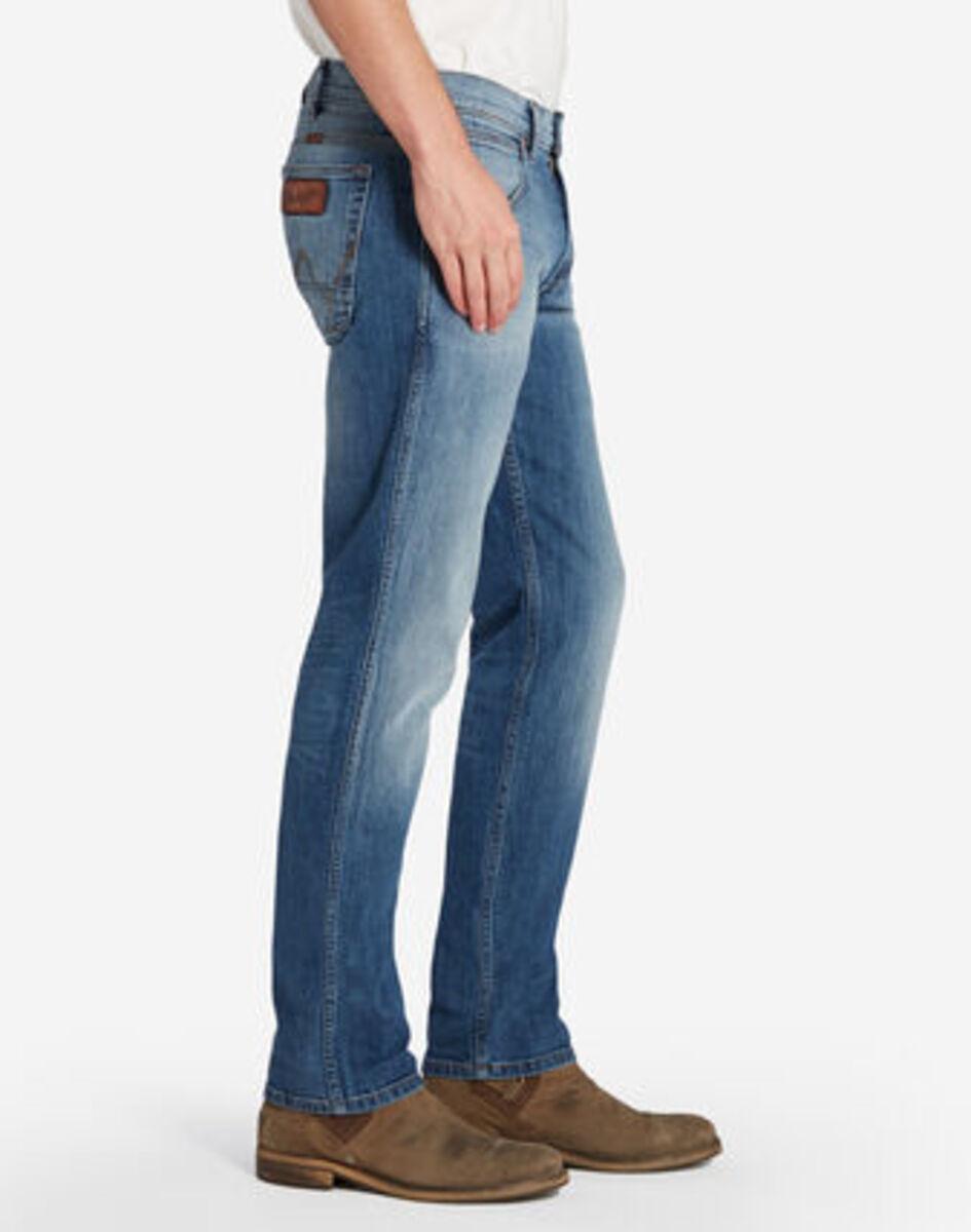 """Bild 2 von Wrangler Jeans """"Greensboro"""", straight fit, 5-Pocket, für Herren"""