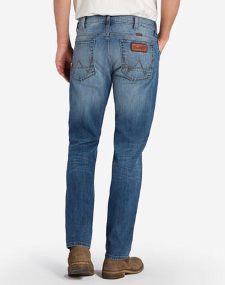 """Bild 3 von Wrangler Jeans """"Greensboro"""", straight fit, 5-Pocket, für Herren"""