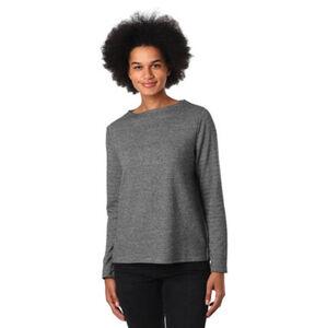 Tom Tailor Sweatshirt, Hahnentritt-Muster, Stehkragen, für Damen