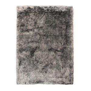 FELLTEPPICH 160/230 cm Grau, Silberfarben