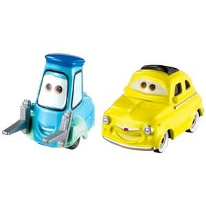 Die-Cast Fahrzeug, Luigi & Guido