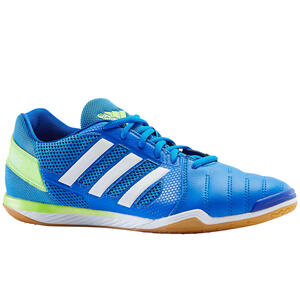 Hallenschuhe Futsal Top Sala blau/grün
