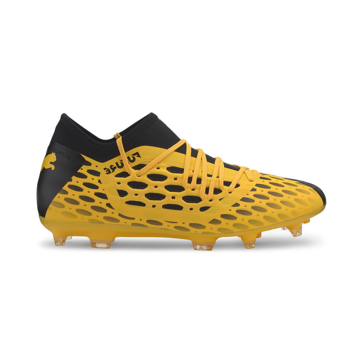 Bild 1 von Fußballschuhe Nocken Future 5.3 FG Erwachsene gelb