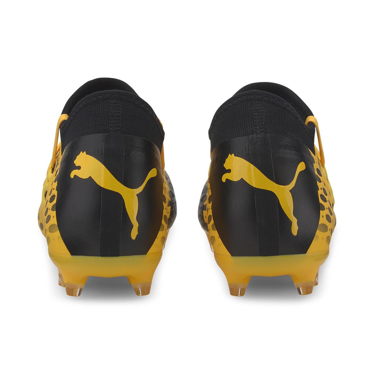 Bild 3 von Fußballschuhe Nocken Future 5.3 FG Erwachsene gelb