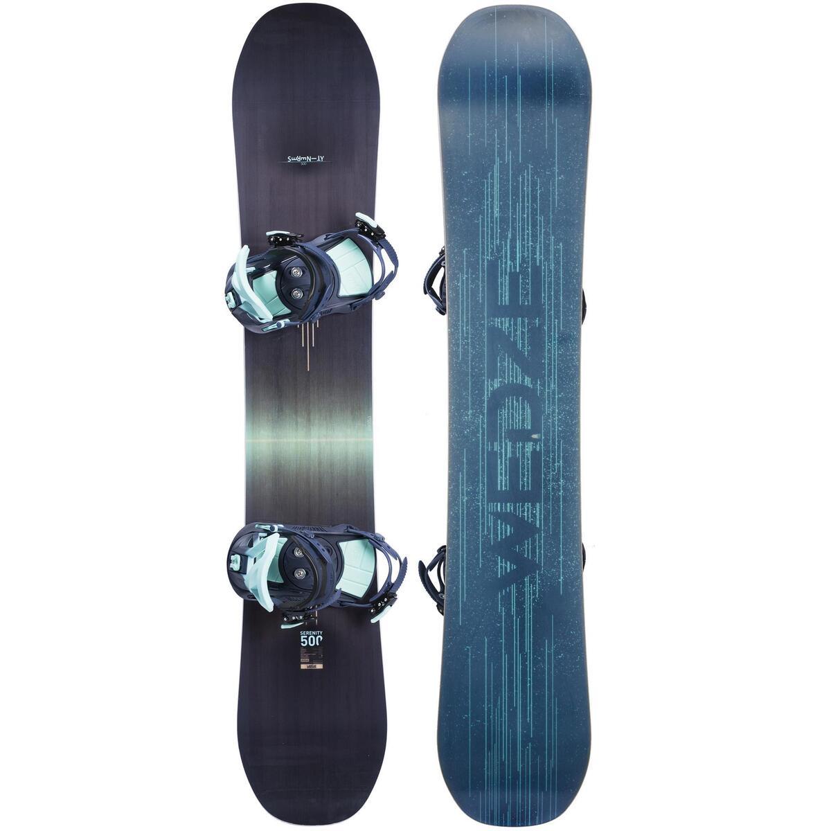 Bild 1 von Snowboard-Set Piste & Freeride Serenity 500 Damen
