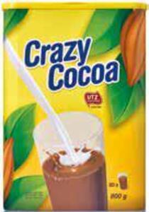 Crazy Cocoa Kakao-Instantpulver