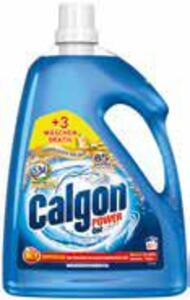 Calgon 3-in-1 Power-Gel oder Tabs