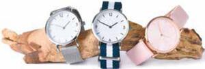 Mebus Damen Quarz-Armbanduhr