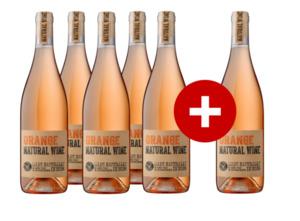 5 + 1 Recas Orange Natural Wine, trocken