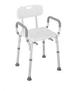 Weinberger Badstuhl mit Rückenlehne
