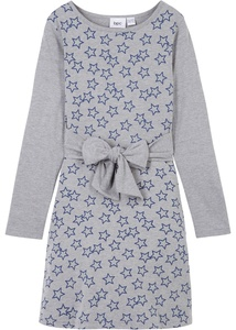 Jerseykleid zum Binden