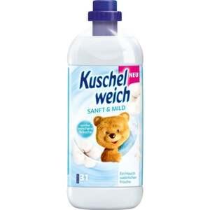 Kuschelweich Weichspülerkonzentrat Sanft & Mild, 31 WL 0.03 EUR/1 WL