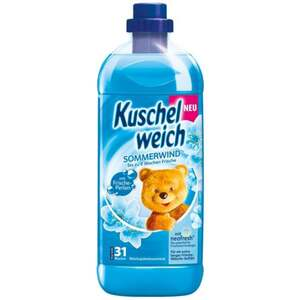 Kuschelweich Weichspülerkonzentrat Sommerwind, 31 WL 0.03 EUR/1 WL