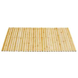 IDEENWELT Holz-Badvorleger