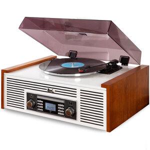 Dual 6in1 Stereo-Nostalgie-Komplettanlage NR 7