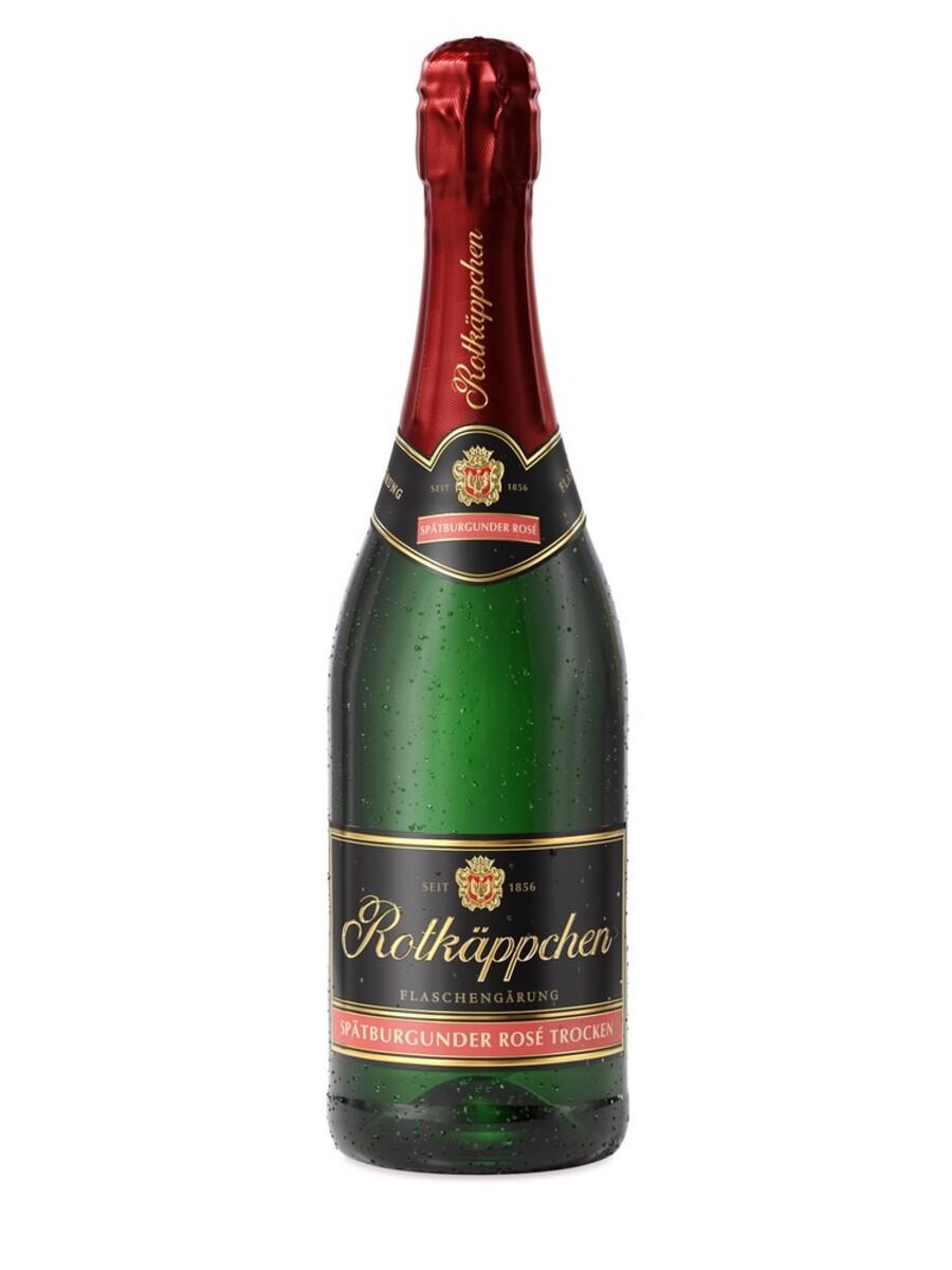 Bild 2 von Rotkäppchen Sekt Flaschengärung Spätburgunder Rosé Trocken