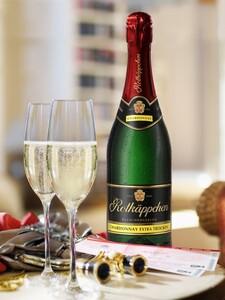 Rotkäppchen Sekt Flaschengärung Chardonnay Trocken