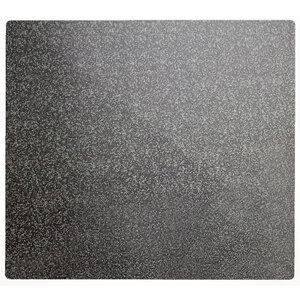 Kesper XXL Herdabdeckplatte aus Glas - Granitoptik