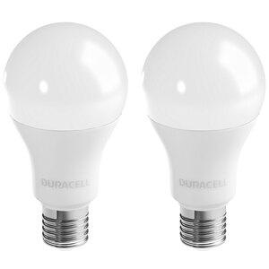 Duracell LED-Leuchtmittel A-Shape Birne 9W - 2er Set