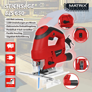 Matrix Stichsäge EJS 650