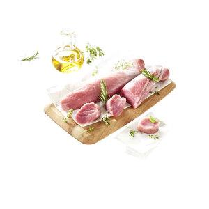 Schweinefilet gefroren und getaut, je 1 kg