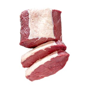 Frisches Irisches Rinderroastbeef je 100 g