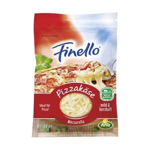 Arla Finello Pizzakäse oder Ofenkäse, 40 - 47 % Fett i. Tr. und weitere Sorten, jeder 150-g-Beutel