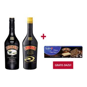 Baileys Original Irish Cream oder Coffee  17/17 % Vol., und weitere Sorten (ausgenommen Erdbeere und Mandel) jede 0,7-l-Flasche