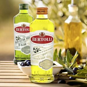 Bertolli Olivenöl Cucina oder Originale, jede 500-ml-Flasche