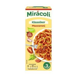 Mirácoli  Fertiggerichte für 3 Portionen versch. Sorten, jede Packung