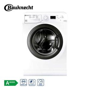Waschautomat HWM 8F4 · Wolle, wie von Hand gewaschen · Sonderprogramme: u. a. Anti-Allergie-Plus, Antiflecken 20 · Maße: H 85,0 x B 59,5 x T 54,0 cm · Energie-Effizienz: A+++ (Spektrum: A+++ bis