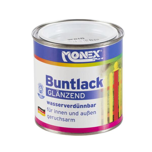 Monex Buntlack in Weiss