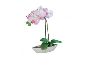 Orchideenarrangement lavender