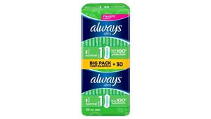 always Ultra Binde Normal BigPack 30 Stück