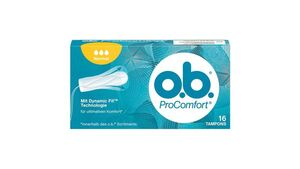 o.b. Tampons ProComfort Normal 16 Stück