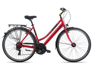 Ciclista Ponte Vecchio Trapez 2020   46 cm   red black