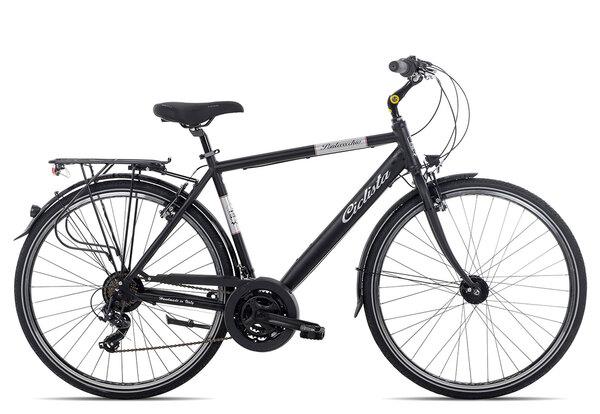 Ciclista Ponte Vecchio Herren 2020   53 cm   black silver