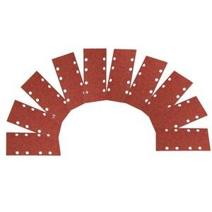 Schleifstreifen Set 10 Stück 93x230 mm Körnung K40 bis 240