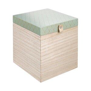 ARTS & CRAFTS Box mit Muster Größe M