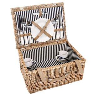 A DAY IN THE PARK Picknickkorb für 2 Personen