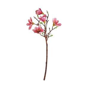 FLORISTA Magnolie 5 Blüten 50cm