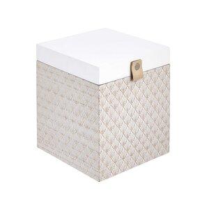 ARTS & CRAFTS Box mit Muster Größe S