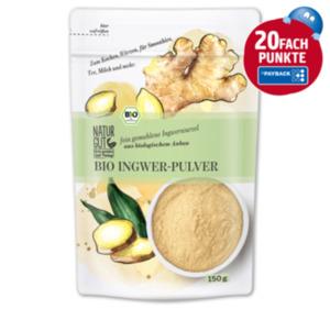 NATURGUT Bio Ingwer-Pulver