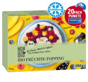 NATURGUT Bio Früchte Topping