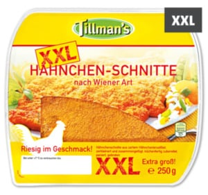 TILLMAN'S Hähnchen-Schnitte