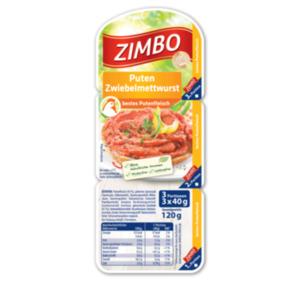 ZIMBO Putenzwiebelmett