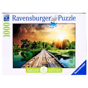 Ravensburger Puzzle Mystisches Licht nature edition 1000 Teile