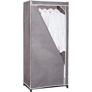 Store It! Textiler-Kleiderschrank Basic 160x75x50 cm inkl. Kleiderstange